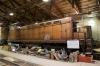 Illinois Railway Museum Diesel Days #3 – Barn #2 - EMD SC Dardanelle & Russellville #14