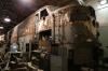 Illinois Railway Museum Diesel Days #3 – Barn #2 - Alco FA-2 Long Island #604 undergoing restoration