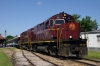 A&M Alco C420's 68/44 wait departure from Van Buren with the 1100 Van Buren - Winslow