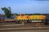 BNSF GE B40-8W #546 at Burlington, Iowa
