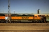 BNSF EMD GP38 #2308 at Denver Yard
