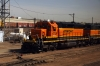 BNSF EMD SD40-2 #1733 & GP38 #2308 at Denver Yard