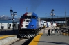 UTA Frontrunner MPI MP36PH-3C #15 departs Salt Lake Central with the 1739 Ogden - Provo Central