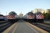 Caltrain San Francisco station EMD F40PH-2's #904 with 446 2015 San Francisco - San Jose Diridon & #'s 917/915 spare