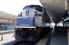 Metrolink EMD F59PH #857 at LA Union after arriving with 323 1135 San Bernadino - LA Union
