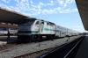 Metrolink EMD F59PHI #882 at LA Union after arriving with 216 1135 Lancaster - LA Union