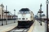 Metrolink EMD MPI MP36PH-3C #895 arrives into Glendale with 907 0855 LA Union - Burbank Bob Hope Airport
