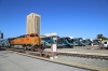 BNSF GE AC4400CW 5649 (with MPI MP36PH-3C #894 on the rear) waits to depart LA Union with 404 1615 LA Union - Riverside Downtown