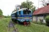 UZ TU2-034 running round at Khmilnyk to work 6605 0950 Khmilnyk - Vynohradiv-Zakarpatskyi