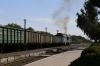 UZ 2TE116-994b/2TE116-1610b pass through Rozivka with a heavy freight