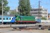 UZ ChME3E-6833 shunting stock at Kharkiv Pas.