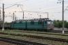 UZ VL80T-1969 runs through Znamianka Pas. with a freight