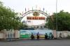 Vietnam - Saigon Railway Station - the start of a 22,453km, 29-day journey home by train!