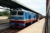 DSVN D19E-939 at Muong Man with a Saigon-bound freight