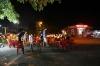 Vietnam - Bars outside Ga Hue