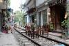"Vietnam, Hanoi - ""Railway Street"""