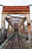 Vietnam, Hanoi - Long Bien Rail/Road Bridge