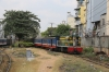 DSVN D9E-248 shunting at Saigon