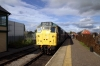 31162 waits to depart Leeming Bar with the 1720 Leeming Bar - Redmire