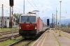 ZSSK 383105 arrives into Vrutky with R604 0807 Kosice OS - Bratislava HS